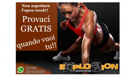 Explosion Centro Fitness