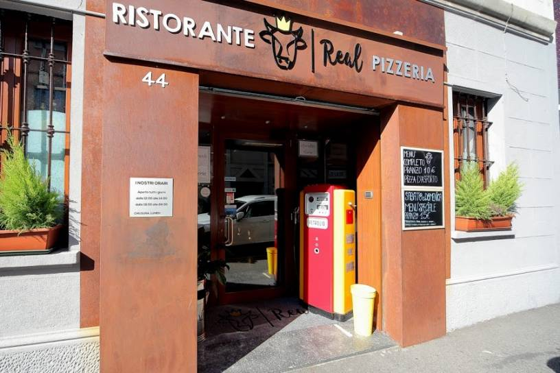 Real - Restaurant Lissone