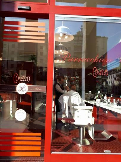 Barbiere Barber Shop Covello