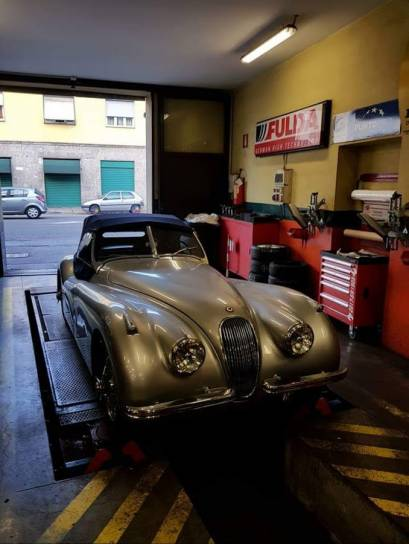 Car Repair Giletto TIRES - tire and mechanical