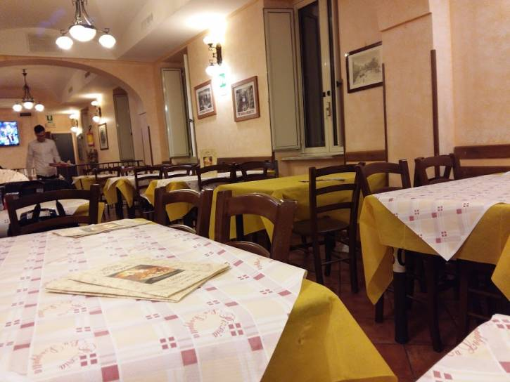 Pizzeria La Loggetta Lab