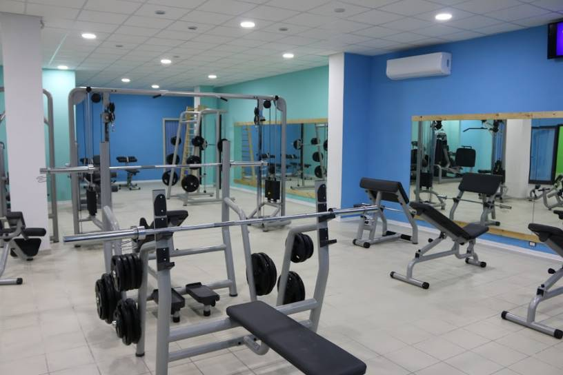Wellness House - Palestra, Centro FItness