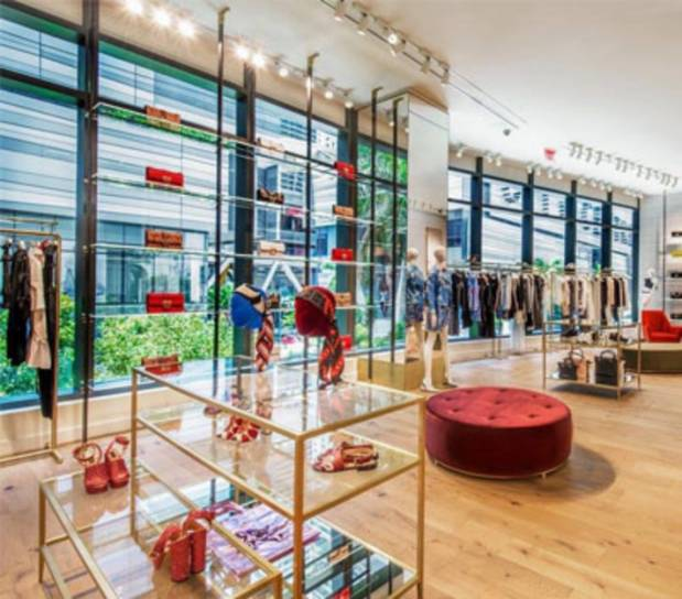 Pinko Boutique Milano, via Ponte Vetero