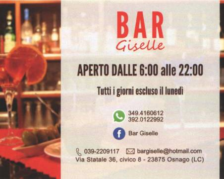 Bar Giselle di Pani Michele