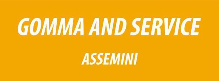 Gomma and Service Assemini