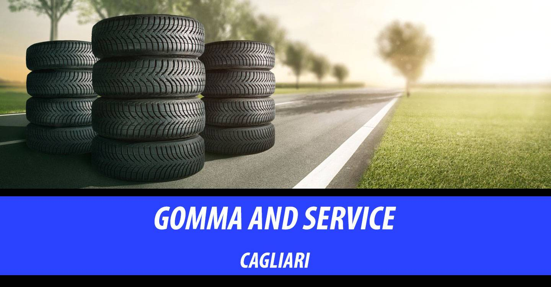 Gomma and service Cagliari