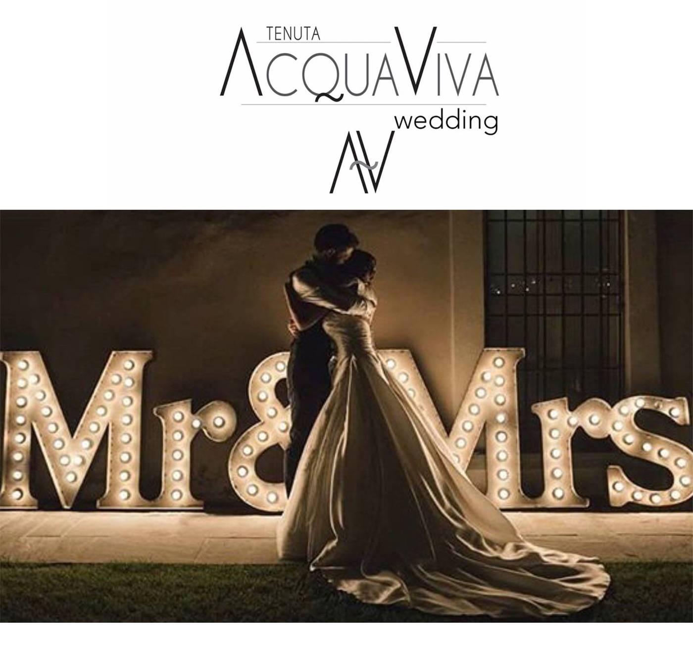 Tenuta Acquaviva Wedding