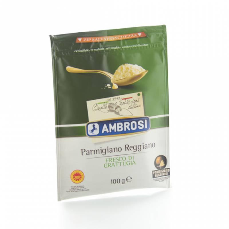 PARMIGIANO REGGIANO GRATTUGGIATO AMBROSI GR 100