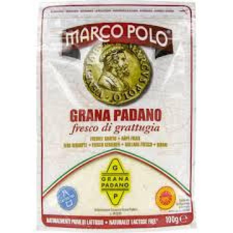 GRANA PADANO GRATTUGGIATO MARCO POLO GR 100