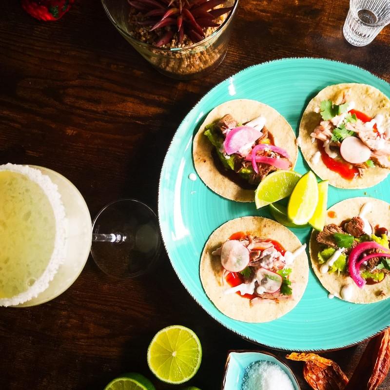 Mix di tacos