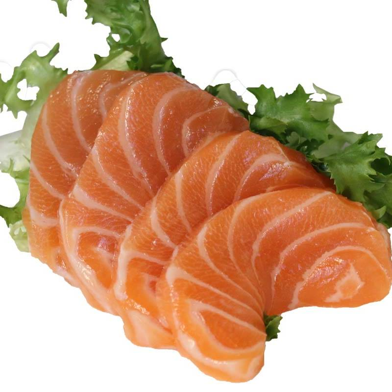 40. sashimi salmone 4pz