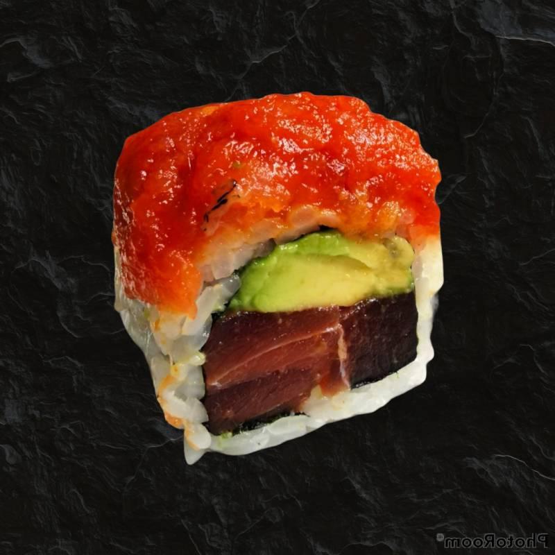 67. spicy tuna roll