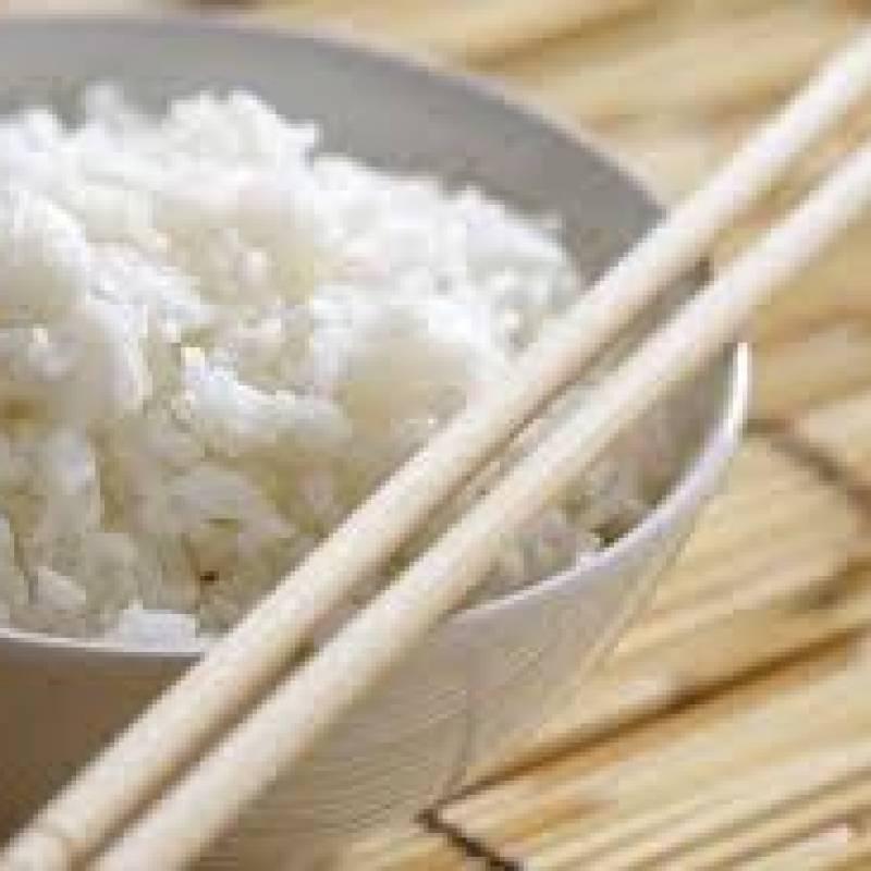 P1 riso bianco 白饭