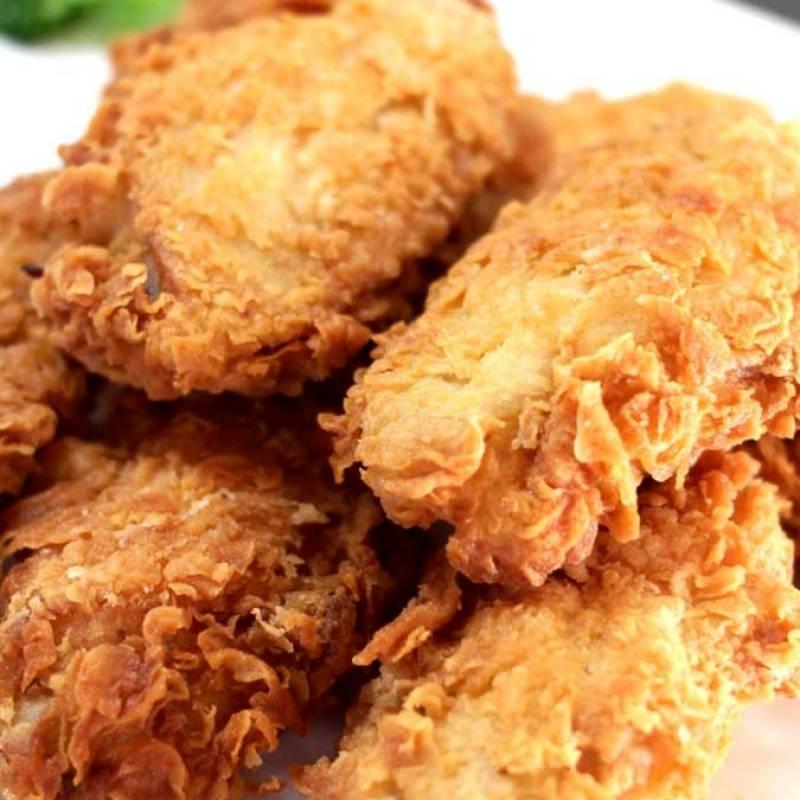 A3 ali di pollo croccanti 6 pz 炸鸡翅