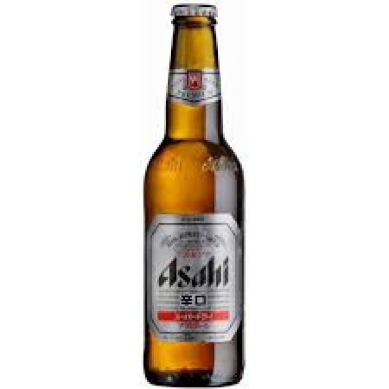 Birra asahi 0.33 lt