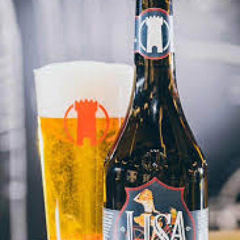 Lisa birra del borgo 0.33 lt