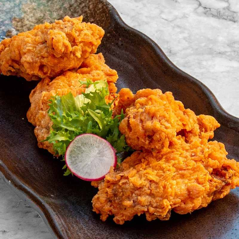 A3 ali di pollo croccanti  炸鸡翅