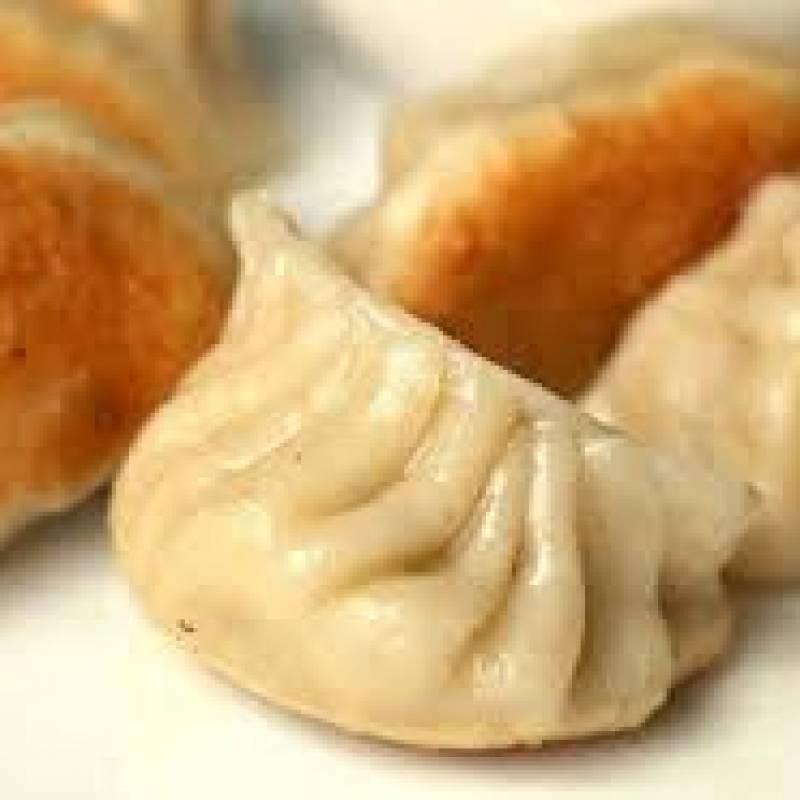 R2 ravioli di carne alla griglia 4pz 煎饺