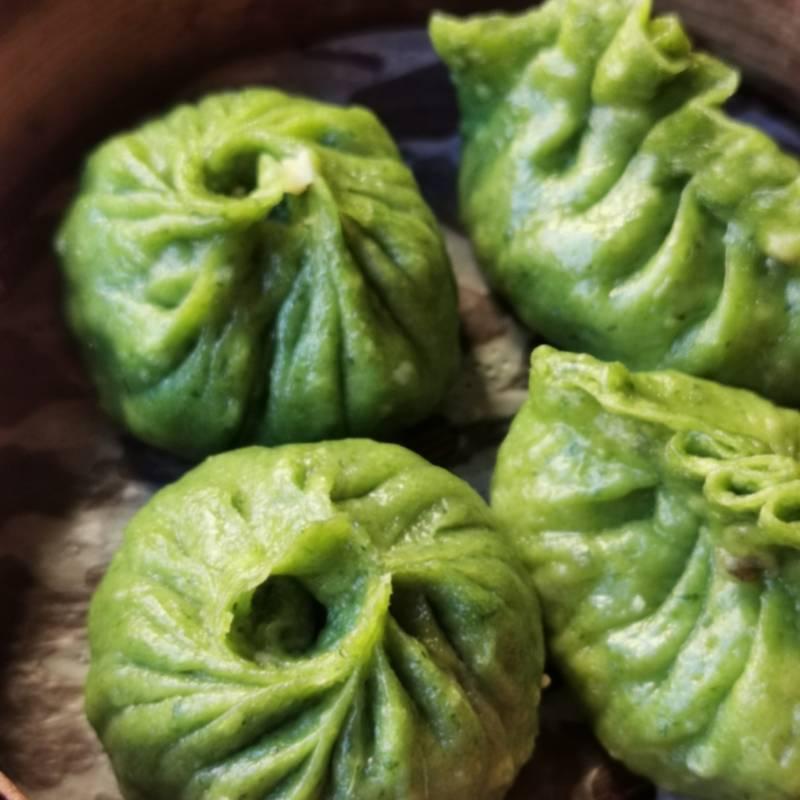 R5 ravioli di verdure al vapore 4pz 素菜饺