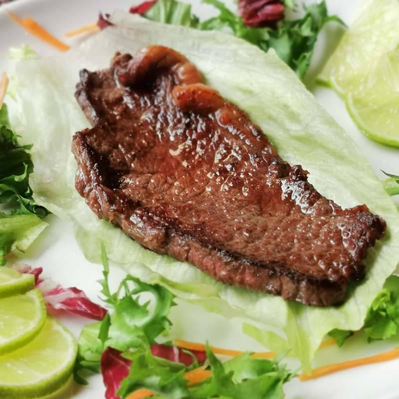 S13 carne picanha alla piastra 巴西烤肉 (solo a cena)