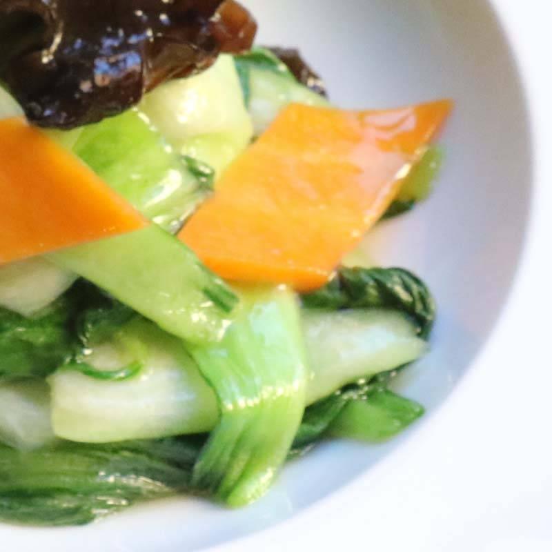 V1 verdure di stagione saltate 炒蔬菜
