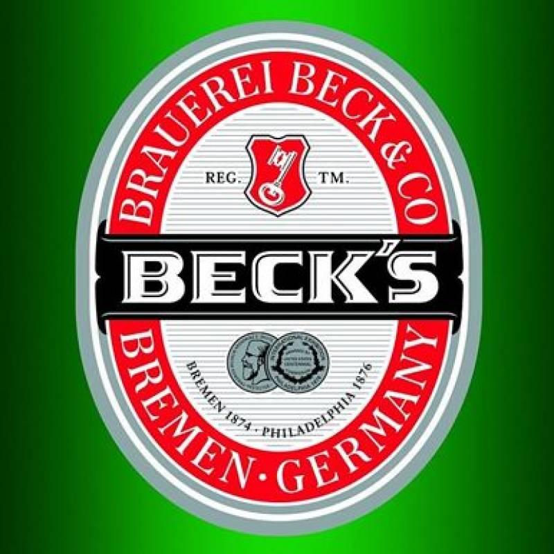Boccale Beck's 20 cl