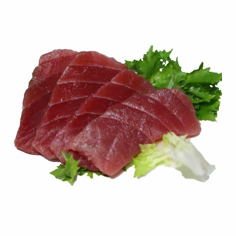 16. sashimi di tonno