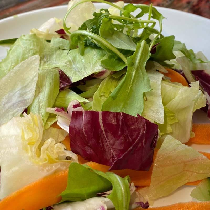 V7 Insalata mista con salsa dello chef