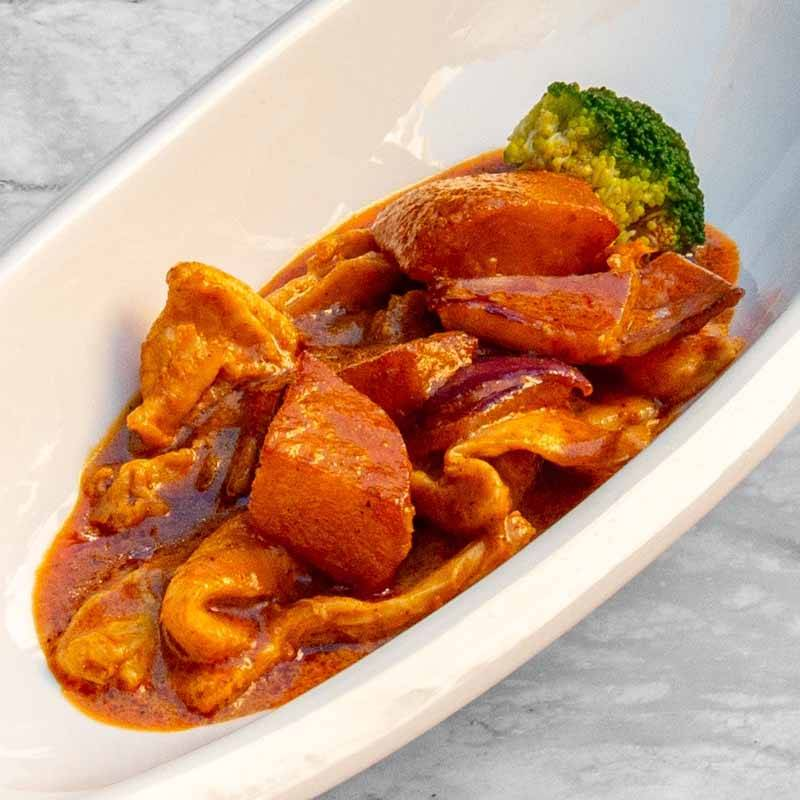 S7 pollo al curry verde 绿咖喱鸡