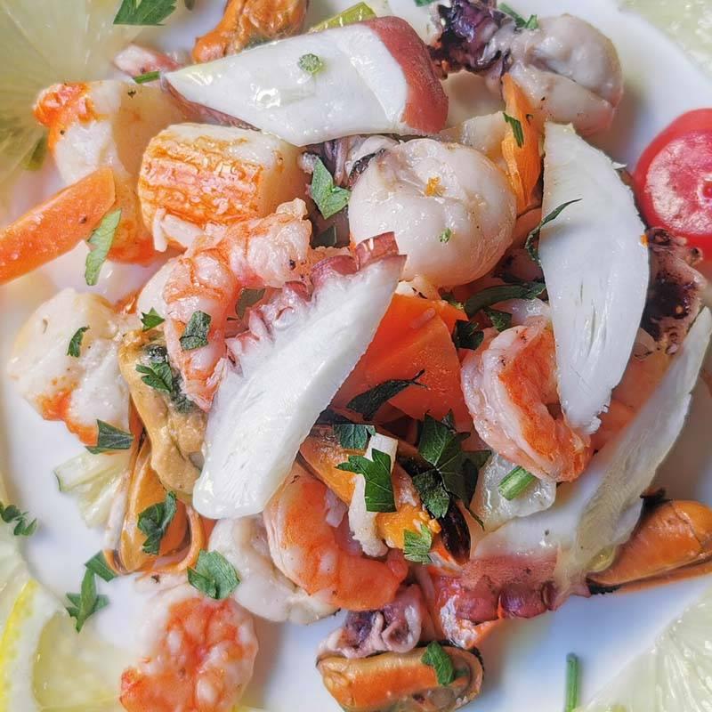 A13 insalata di mare 海鲜