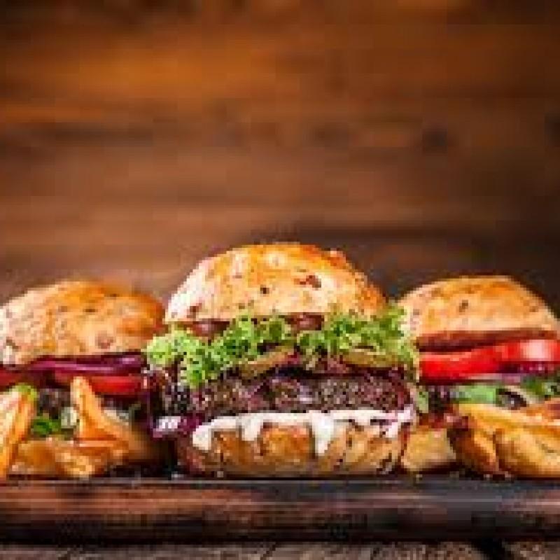 Hamburger di Fassona Gourmet 150 gr - Specialità