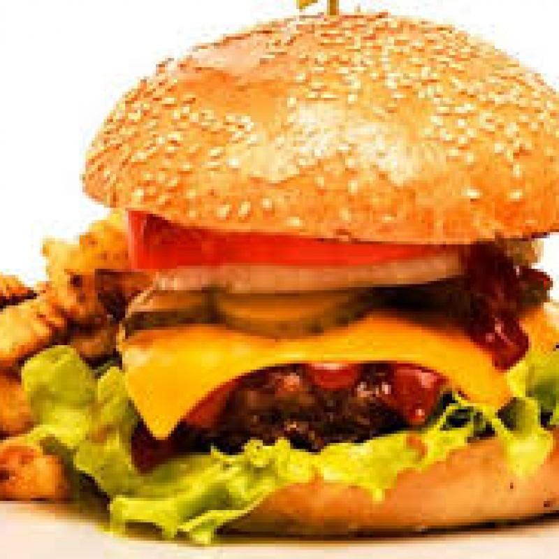 Cheeseburger di Fassona 150 gr ai 4 Formaggi
