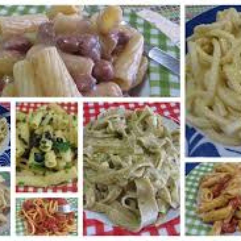 Primi piatti del Giorno