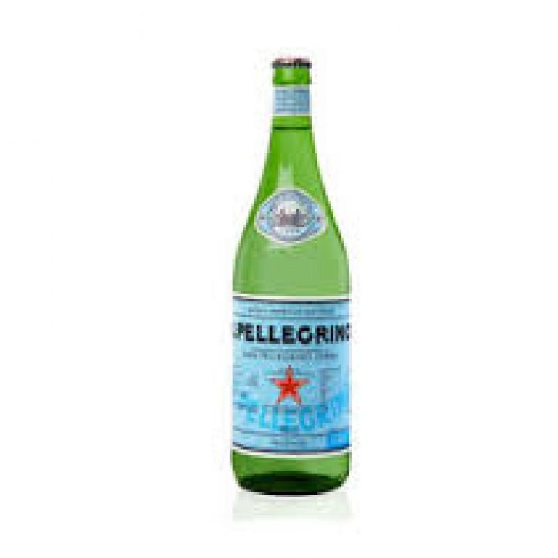 Acqua San Pellegrino 0,75 in vetro