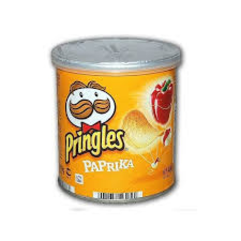 Pringles gialle