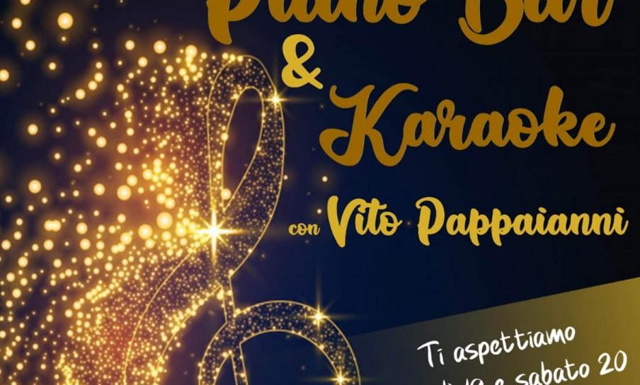 Piano Bar & Karaoke - 19 e 20 Giugno 2020