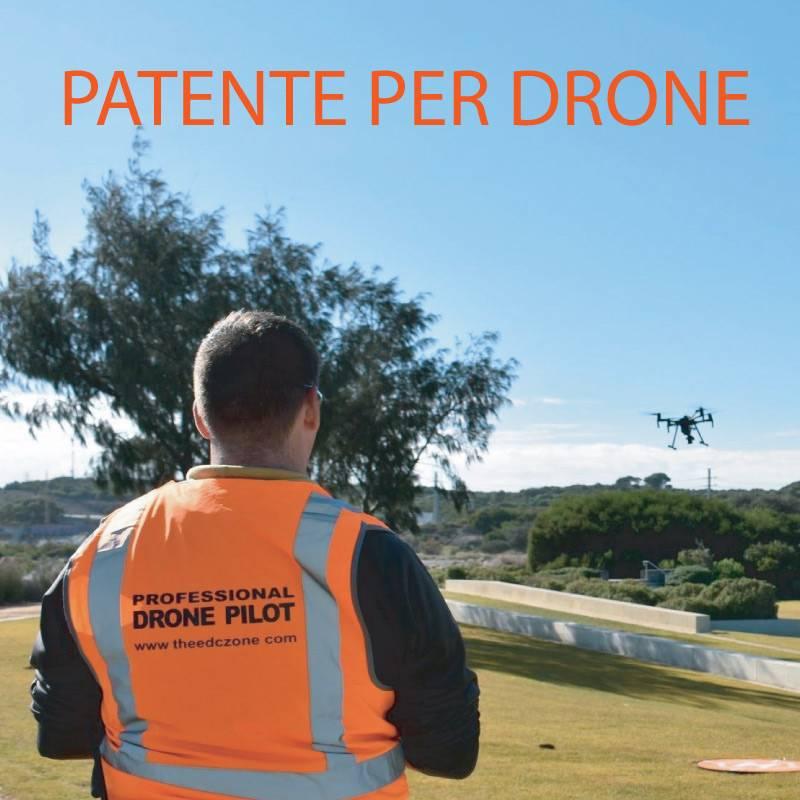 Corso teorico per pilotaggio drone OPEN/BASE