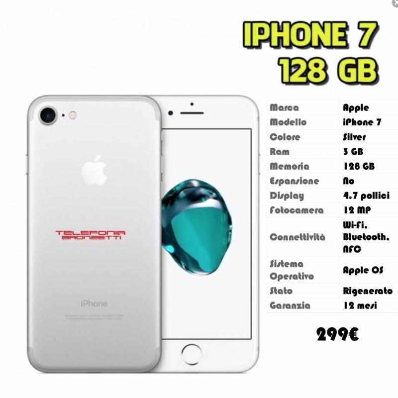 phone 7 128GB Certificato garantito 12 mesi Ricondizionato