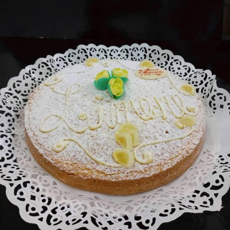Torta al Limone (preavviso di 3 giorni)