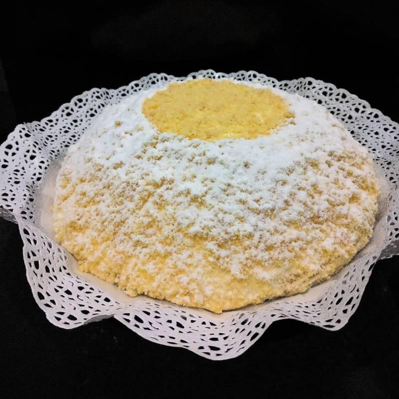 Torta Mimosa media (12 fette)