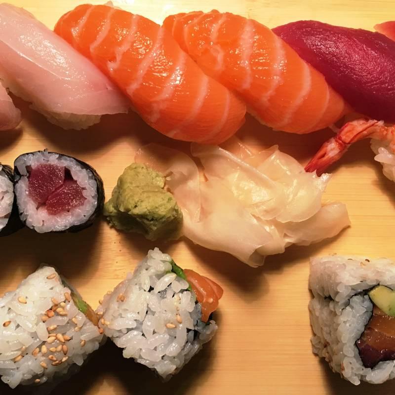Sushi MIX Tradizionale 24pz