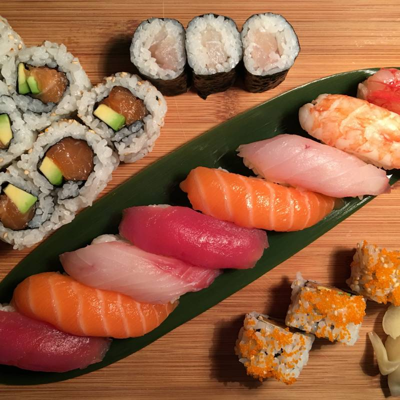 Sushi MIX Tradizionale 12pz