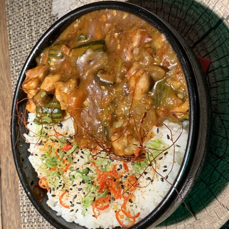 Japanese Golden Curry Rice