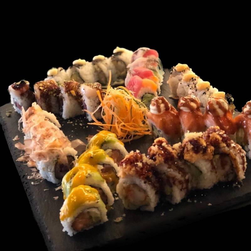 Mix Rolls Fusion Deluxe 24