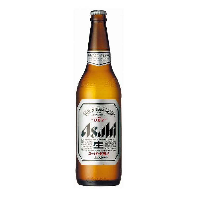 Asahi 550 ml