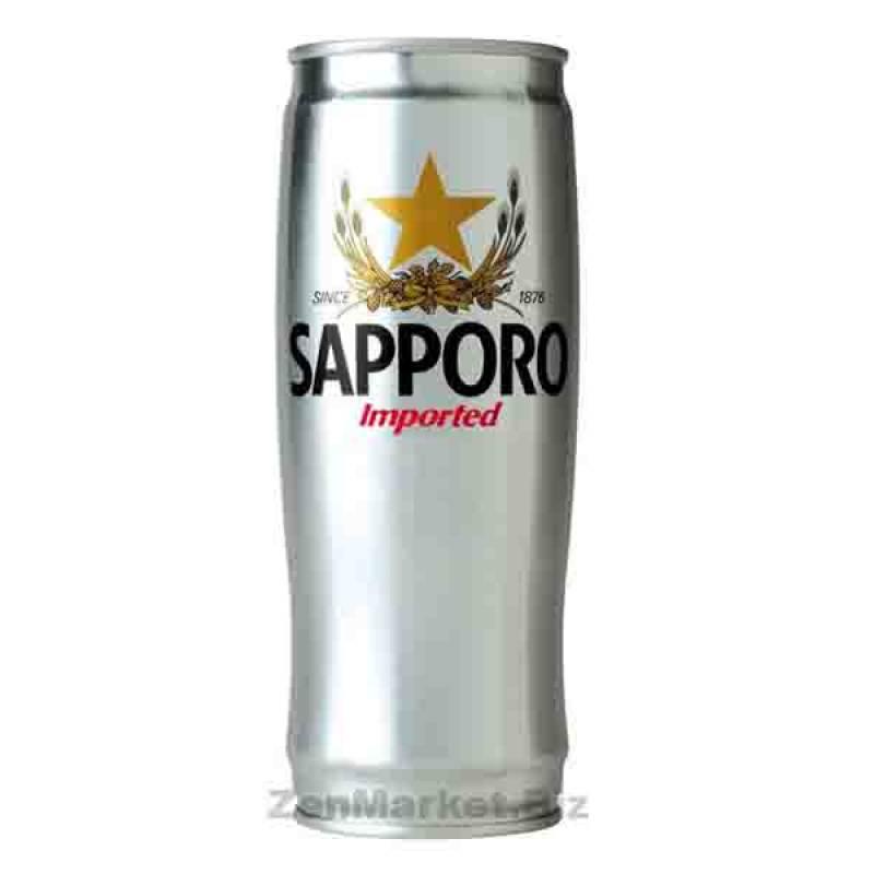 Sapporo Silver 650ml
