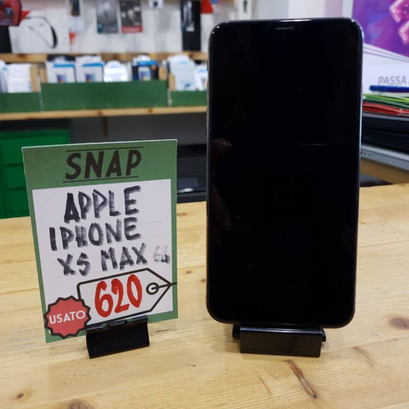 IPhone XS Max usato