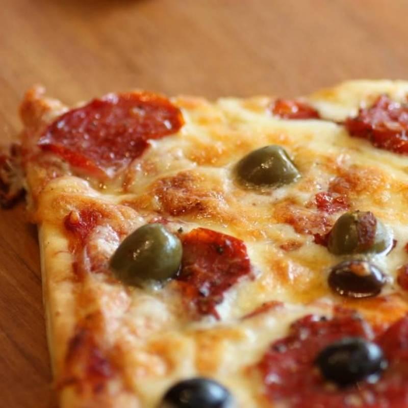 Teglia pizza