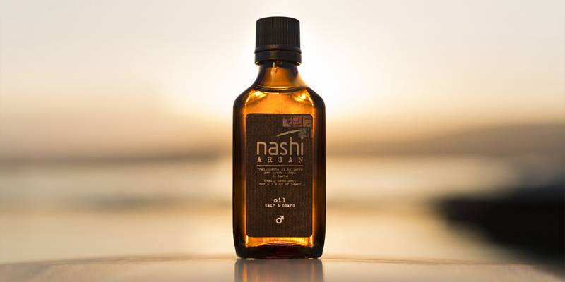 Oil hair & beard 50 ml