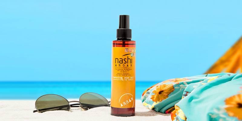 Tanning Sun Oil 150 ml
